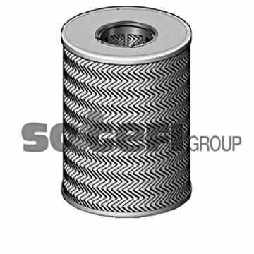 BMW MINI HATCHBACK  R56 ENGINE OIL FILTER 1.6 (08/06-08/10) Oil (Cartridge) CFFA5747AECO